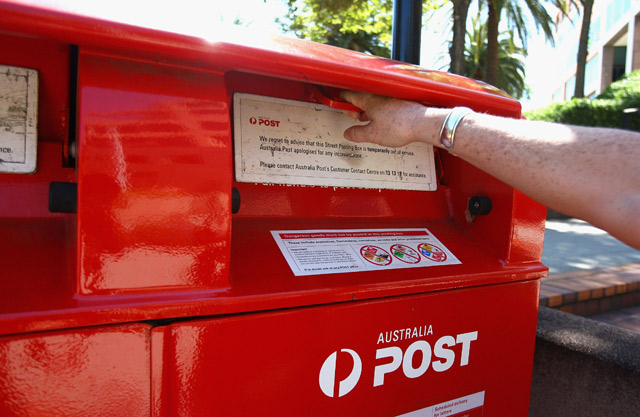 "Australia Post ""becoming a parcels business"" says CEO"