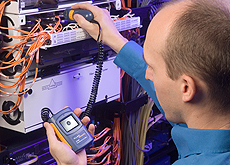 Work that involves fibre testing certification should be classified at CFW5 or CFW 7 level