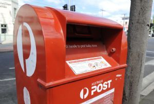 Australia Post caught out on spin