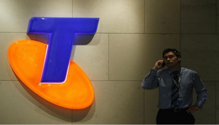 Telstra commits